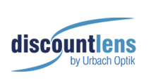 Discountlens by Urbach Optik Logo