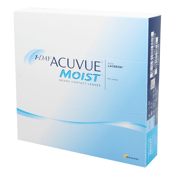 Image of 1-Day Acuvue Moist 90