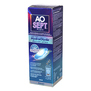 AOSEPT PLUS mit HydraGlyde - 360ml
