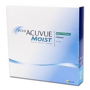 1-Day Acuvue Moist Multifocal 90 product image