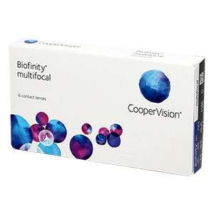 Biofinity Multifocal 6 product image