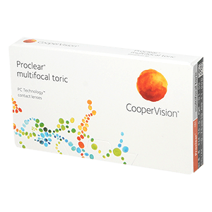Proclear Multifocal Toric XR product image