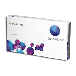 Biofinity XR 6 product image