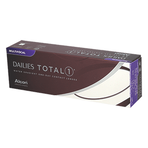 Dailies Total 1 Multifocal 30 product image