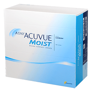 1-Day Acuvue Moist 180 product image