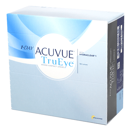 1 day acuvue trueye 180 contact lenses. Black Bedroom Furniture Sets. Home Design Ideas
