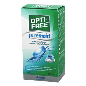 OptiFree Puremoist (120ml) product image