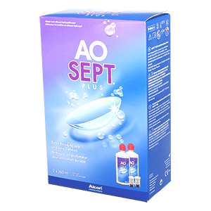 AOSEPT PLUS - 2 x 360ml