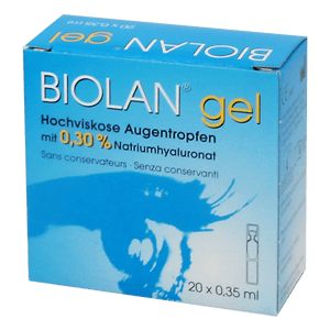 Biolan Gel Collyre 20x0.35ml