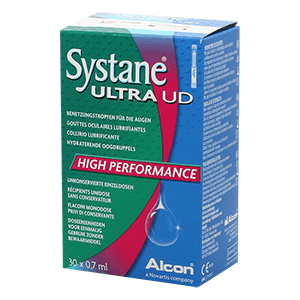 Systane ULTRA wetting drops 30 x 0.7 ml product image