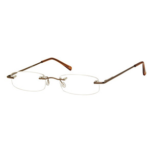 Reading Glasses Peking brown