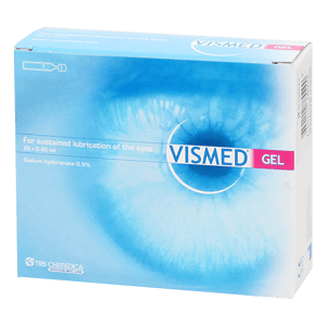 VISMED GEL Eye Drops 20x0.45ml product image