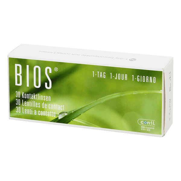 Bios 1-Day 30-daily disposable
