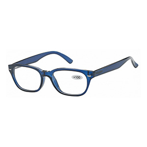 Reading Glasses Kuba blue