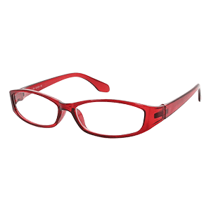 Reading Glasses New York Red product image