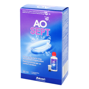 AOSEPT PLUS 90ml Borsa viaggio product image