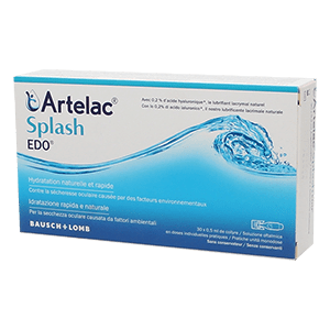 Artelac Splash EDO Augentropfen 30x0.50 ml product image