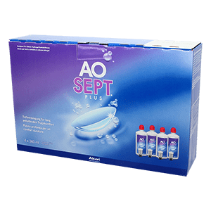 AOSEPT PLUS 4x360ml