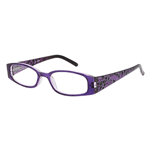 Reading Glasses London purple product image