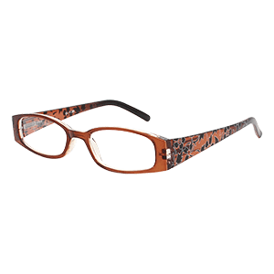Reading Glasses London brown