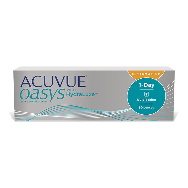 Acuvue Oasys 1-Day for Astigmatism 30