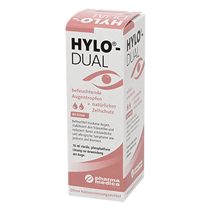 HYLO-Dual giocce d'occhi  10ml product image