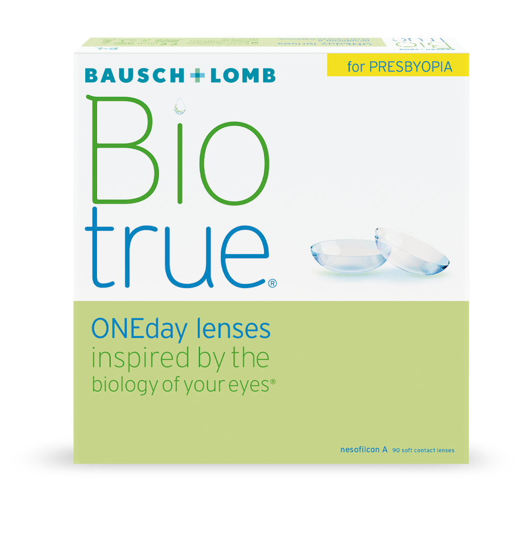 BIOTRUE - ONEday for Presbyopia 90 product image