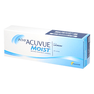 1-Day Acuvue Moist 30 product image