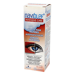 Naviblef Intensive Care Augenlidschaum 50ml product image