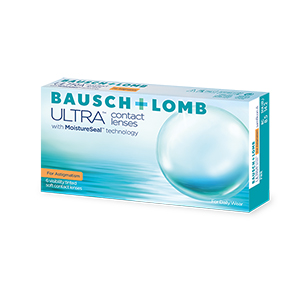 Bausch and Lomb Ultra for Astigmatism 6