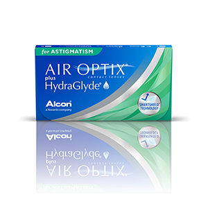 Air Optix plus HydraGlyde for Astigmatism 6 product image