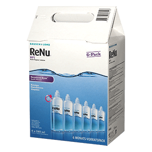 ReNu MPS Jumbo Pack - 6 x 240ml