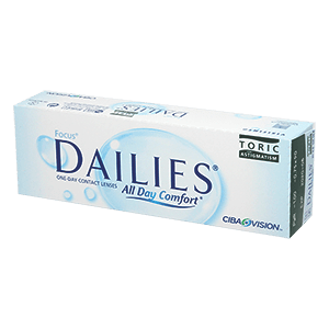 Focus Dailies Toric 30 product image