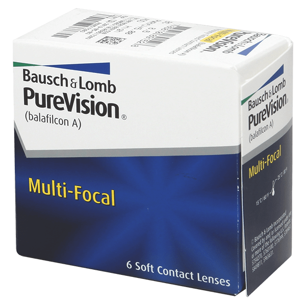 PureVision Multifocal 6