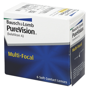 PureVision Multifocal 6 product image
