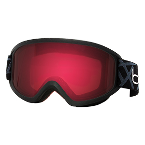 Ski Goggles Bollé Freeze Matte Black Vermillion