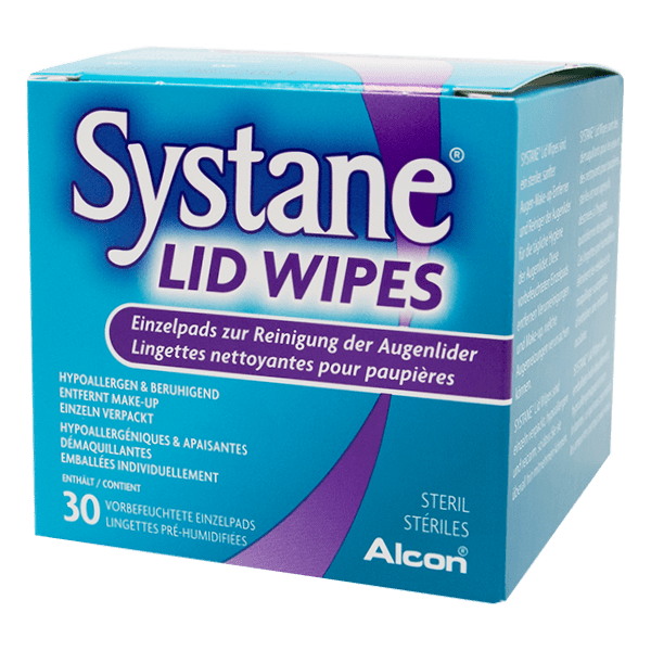 SYSTANE Lid Wipes 30 pezzi