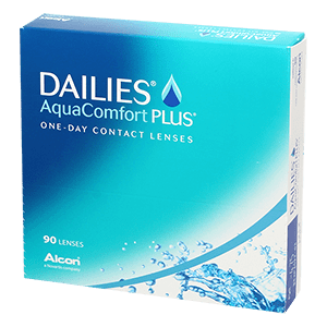 Dailies AquaComfort Plus 90 product image