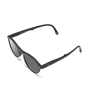 Klappbare Lese - Sonnenbrille Clever Black product image