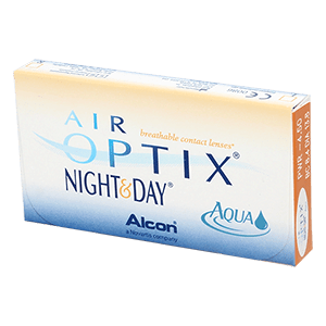 Air Optix Night & Day Aqua 3
