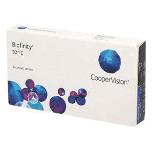 Biofinity Toric 6 product image