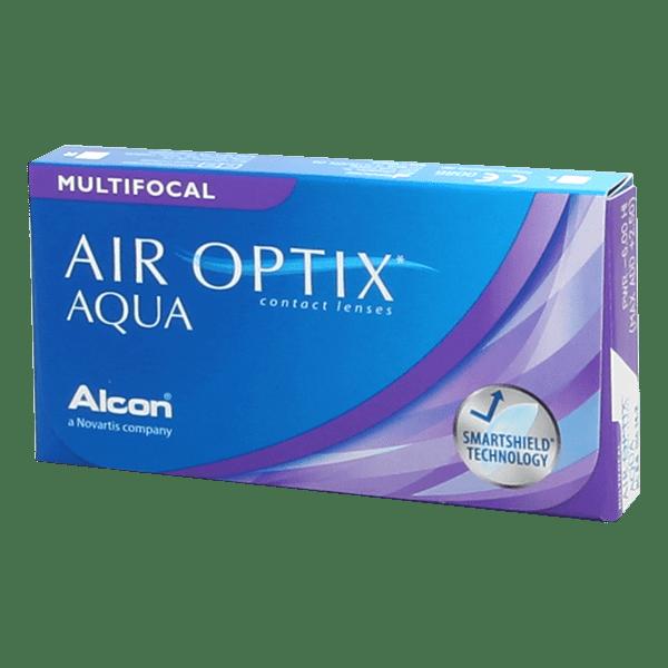Image of Air Optix Aqua Multifocal 6