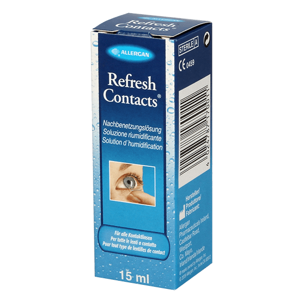 Image of Allergan Refresh Contacts - 15ml