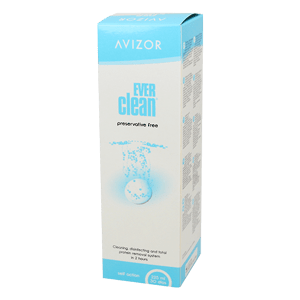 Avizor EVERclean 225ml and 30 Tablets