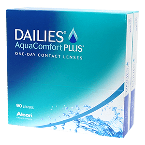 DAILIES AquaComfort PLUS 180