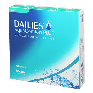 DAILIES AquaComfort PLUS Toric 90