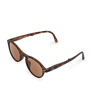 Foldable reading sunglasses Clever Leopard