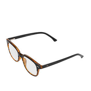 Reading Glasses Dawn Brown Black