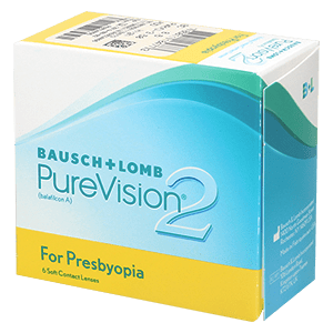 PureVision 2 HD for Presbyopia 6