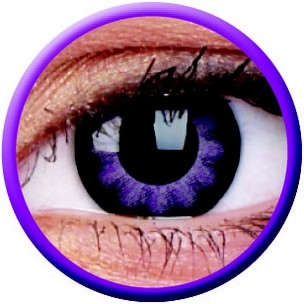 ColourVUE Big Eyes Ultra Violet 2